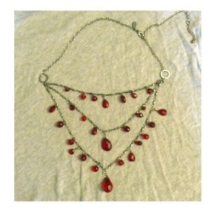📿Express Red Bead Necklace